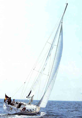 Sailing yacht Bavaria 41.8 Holiday